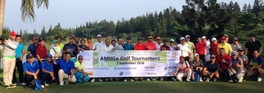 AMIIGo Golf Tournament 2016